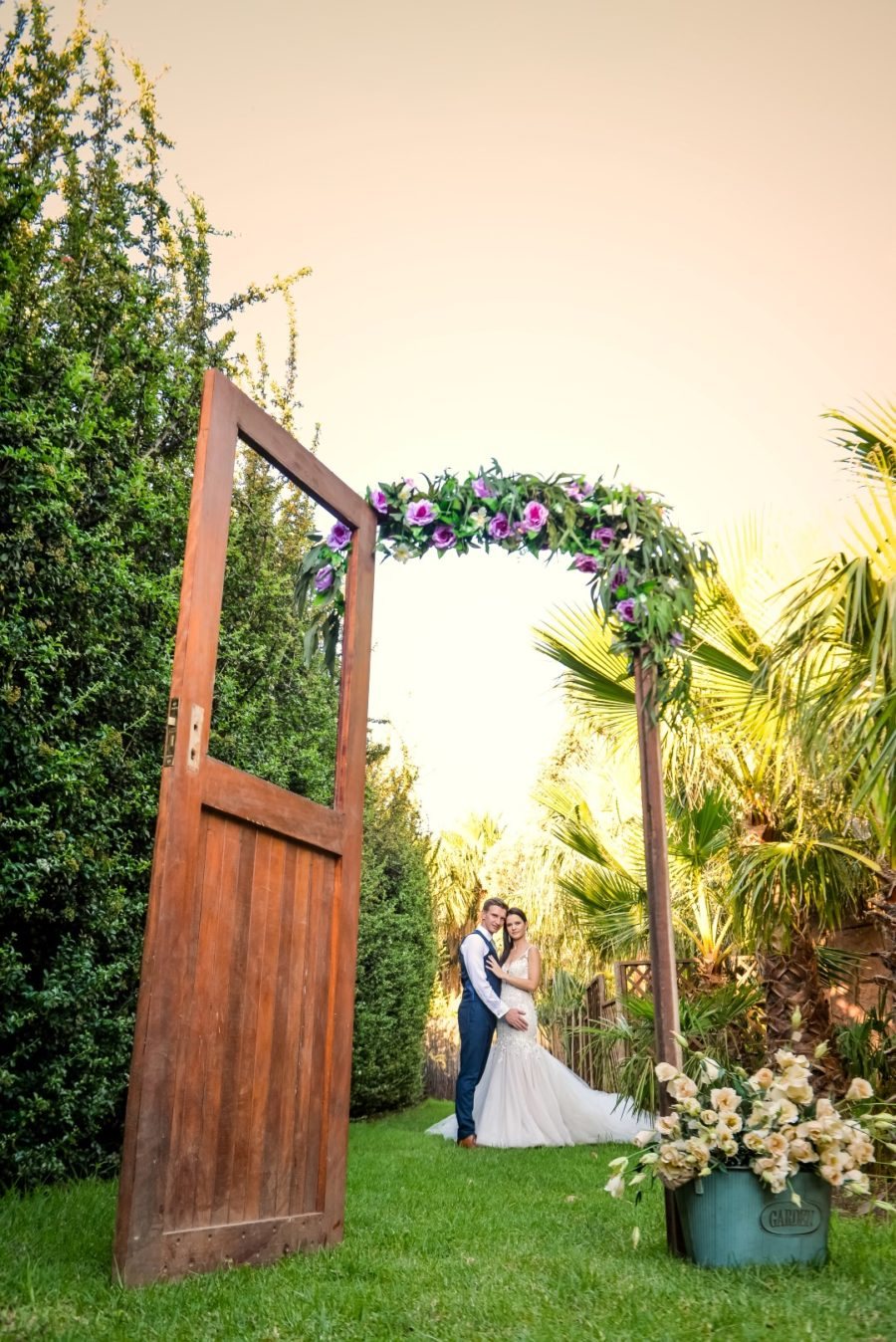 Tarlton Gardens, Rustic farm wedding venue