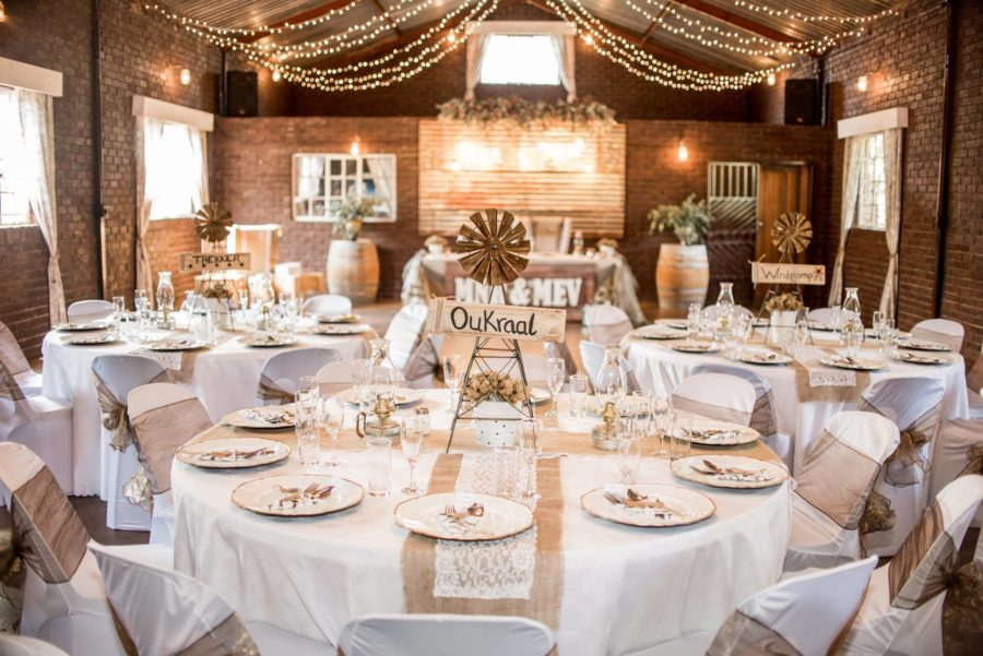 South African Wedding Venue