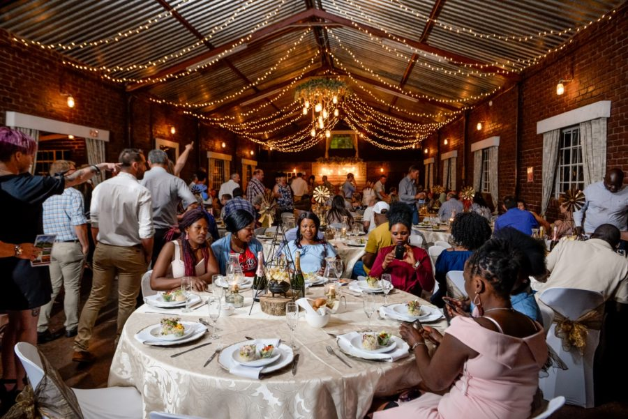 South African Wedding and function venue